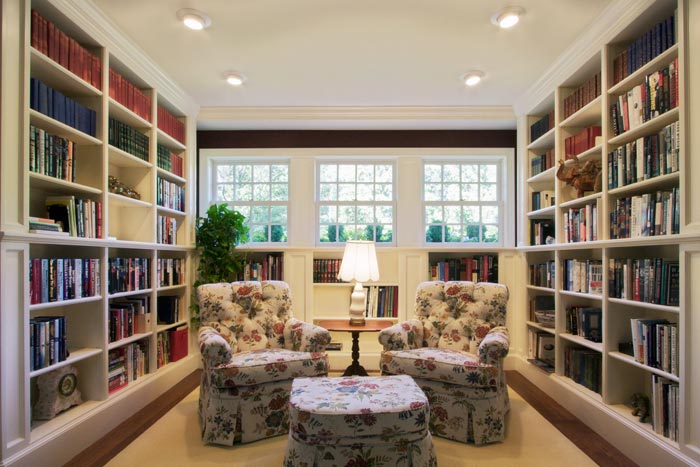 Home Offices and Libraries  Jack Finn Building Contractor