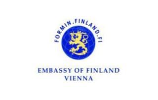 Botschaft von Finnland Logo