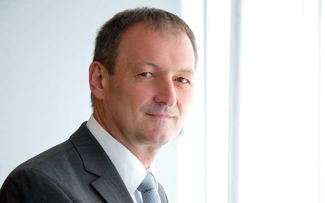 Manfred Simmet, Geschäftsführer von Caverion Österreich