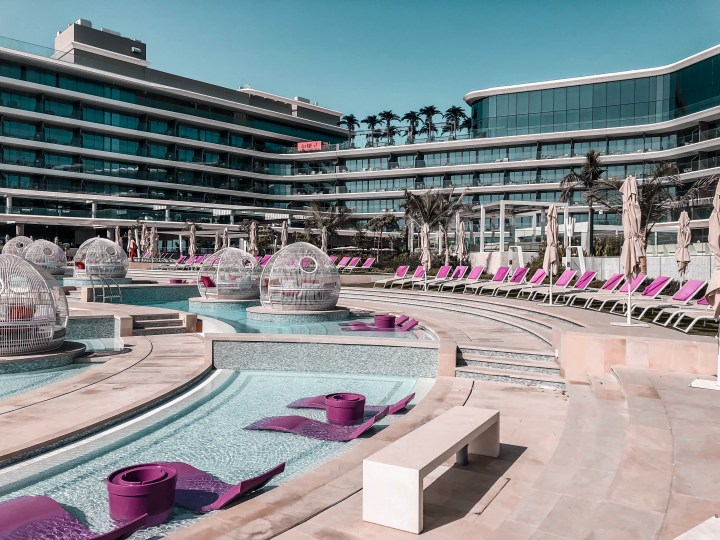 W Hotel Dubai – The Palm