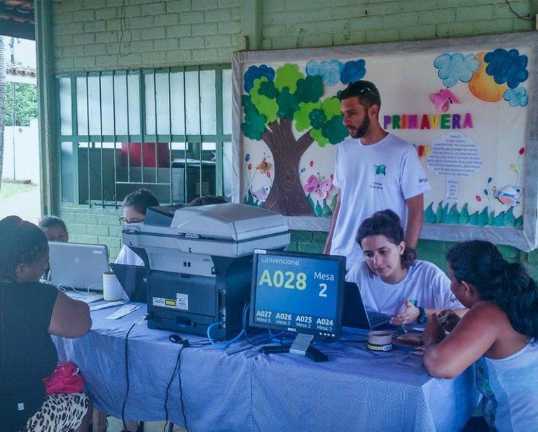 Projeto Social Bandeira Cientifica