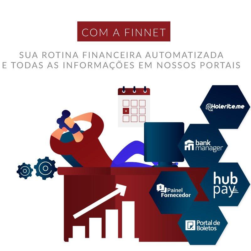 Empresas que utilizam a Finnet