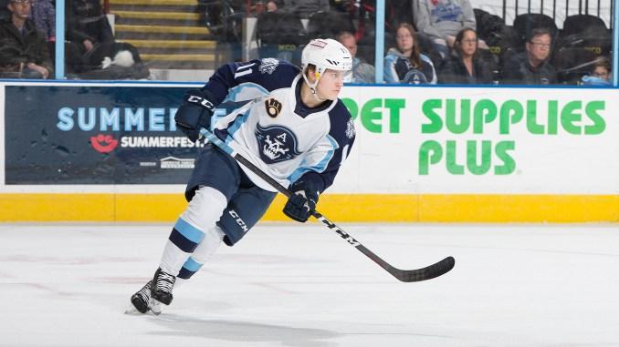 Evaluating Eeli Tolvanen's Play in the AHL – Finnish Junior Hockey