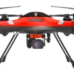 Best Waterproof Drone for Hunting. The gold standard for waterproof drones. Orange colorway is great for hunting.