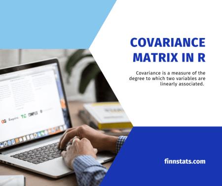 Covariance Matrix in R