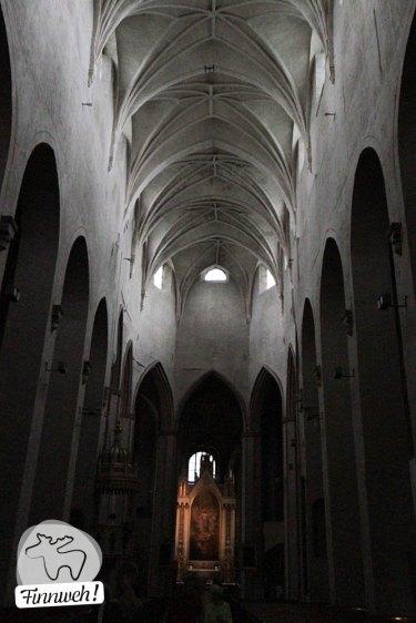Mittelschiff des Doms