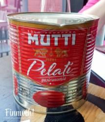 Die Mutti-Dosen sind Finnlands beliebteste Tomatenmarke.