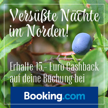 Cashback bei booking.com