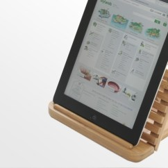 Ceramic Kitchen Knives Best Faucet Brands Ipad Stand, Tablet Holder | Bamboo Office Supplies