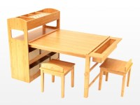 Children's Arts and Crafts Table and Chairs | Children's ...
