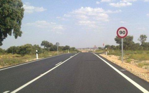 La velocidad en las carreteras secundarias se reducirá a 90 kms/h