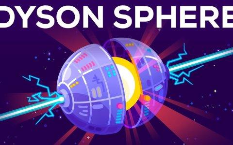 Cómo construir una Esfera de Dyson - La megaestructura más ambiciosa imaginable