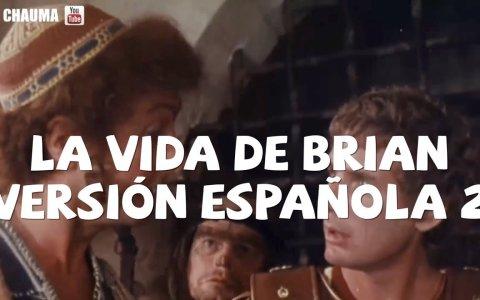La vida de brian versión española 2