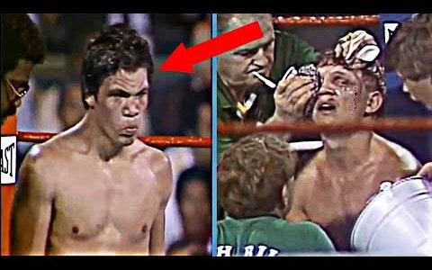 Luis Resto, el mayor cheater de la historia del boxeo