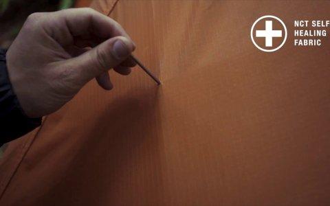 """Nano Cure Tech: el tejido """"que se repara solo"""""""
