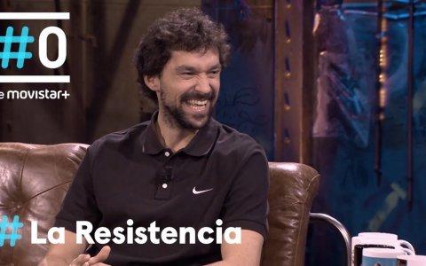 Sergio Llull en La Resistencia