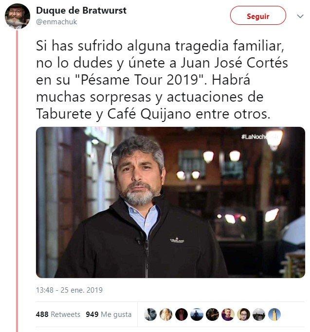 No es el héroe que necesitamos, pero sí el que España se merece