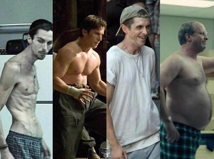 El truco está en decirle que te pareces a Christian Bale pero nunca especificar en qué papel: