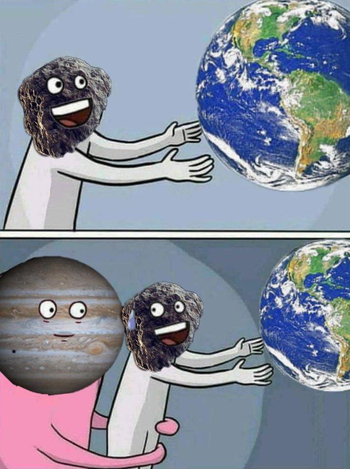 Grasias Júpiter