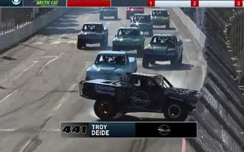 Mejores/Peores momentos de la Stadium SUPER Trucks