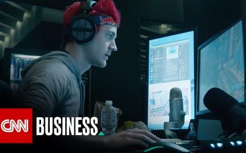 Ninja, o cómo ganar 500.000 dólares al mes jugando al Fortnite