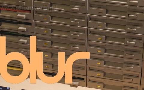 Song 2 de Blur tocada por disquetes, discos duros y un scanner