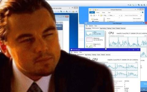 Windows Os-ception