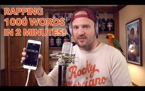 1000 palabras en 2 minutos