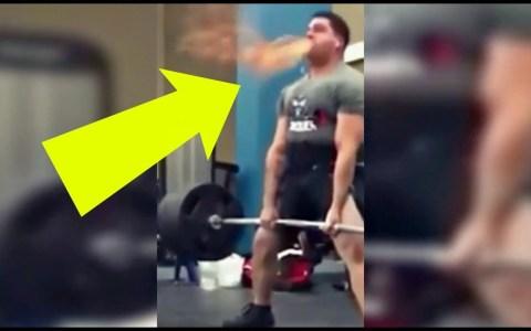 30 Fails en el gimnasio