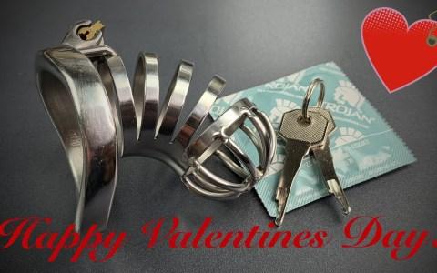 Abriendo el candado del amor
