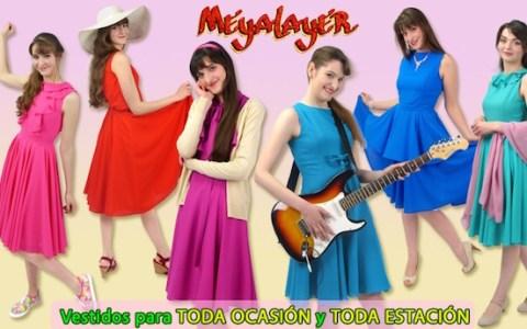 Flos Mariae lanza su propia marca de ropa: MEYALAYER