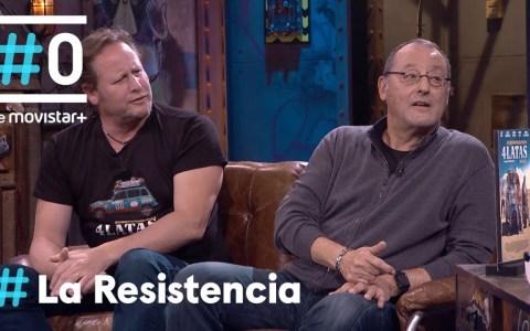 Broncano entrevista a Jean Reno y Gerardo Olivares
