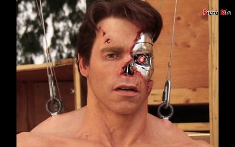 Creando un clon de Arnold Schwarzenegger de silicona para Terminator