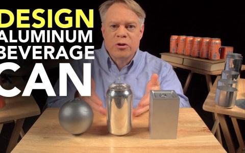 El inteligente y depurado diseño de las latas de refresco