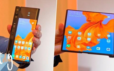 El plegable de Huawei ¿Mejor que el de Samsung?