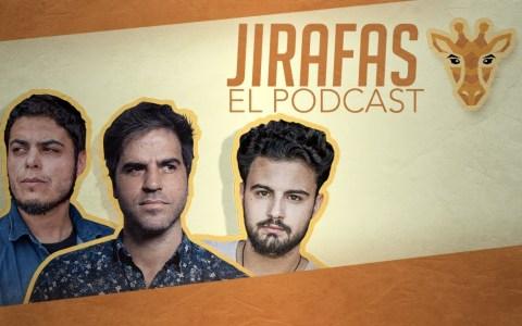Jirafas: con Ernesto Sevilla