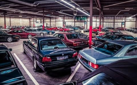 La colección de coches que todos los amantes del motor (de los 80 al 2000) habríamos deseado