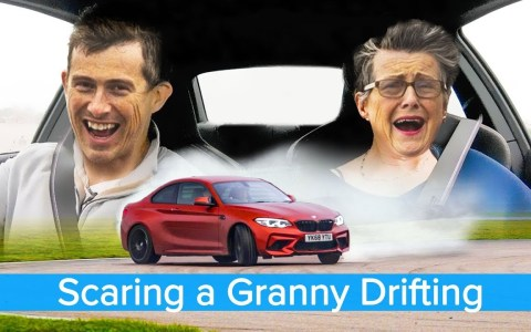 ¿Puede una señora de 70 años aprender a hacer drifting?