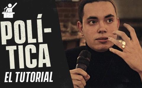 Tutorial de política con estudiantes de ciencias políticas en la Complutense de Madrid