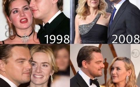 Kate le pidió a Leo que la pintase como a una de sus chicas francesas...