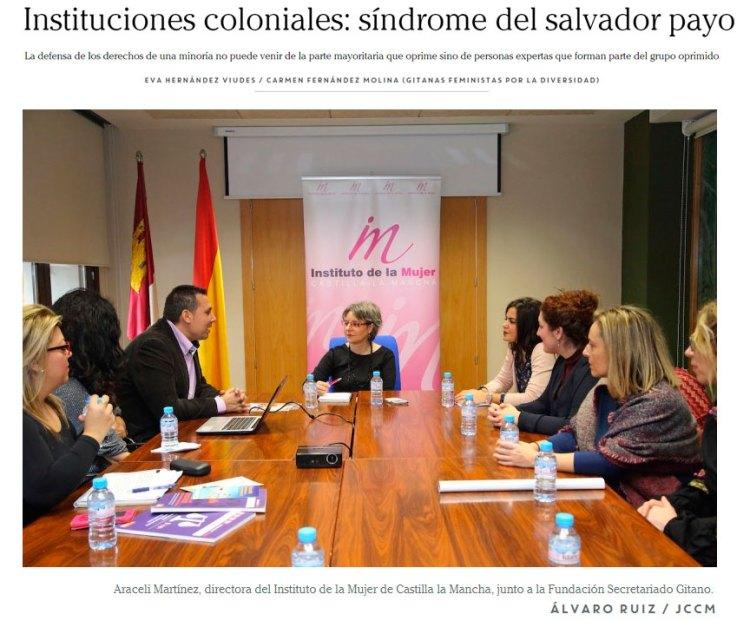 """""""Instituciones coloniales"""""""
