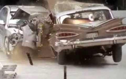 50 años de mejoras en la seguridad de los coches