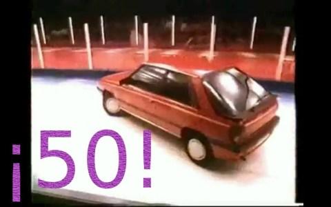 50 anuncios de coches que lo petaban en los 70, 80 y 90 pero ahora son demigrantes