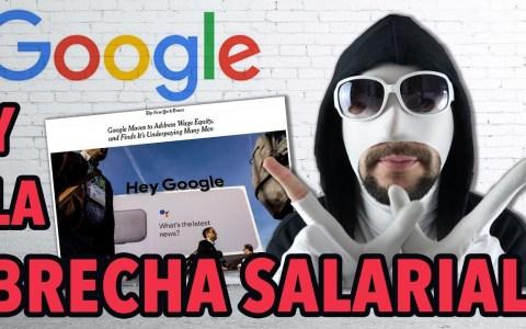 Google y la Brecha Salarial