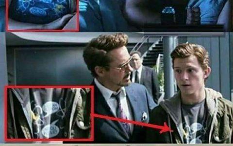 Parece que Spiderman soltó su red en el sitio equivocado