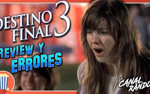 Errores de películas: Destino Final 3