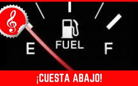 Lo más estúpido que puedes hacer si te quedas sin gasolina