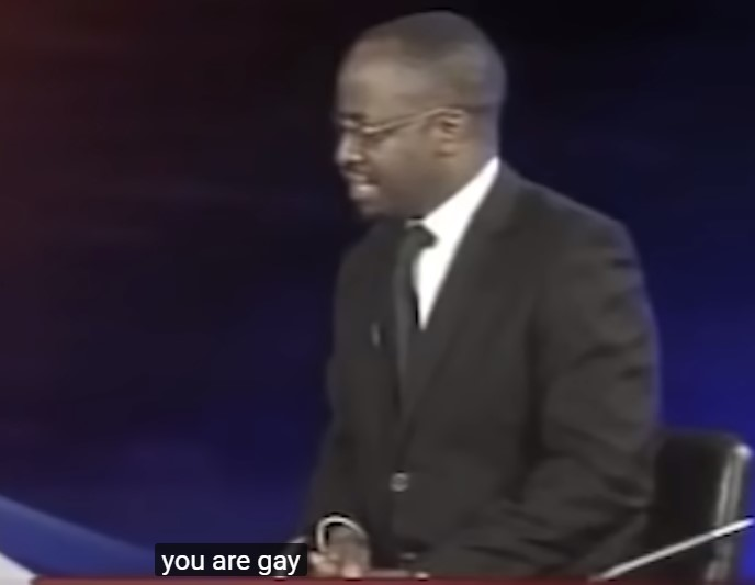 ¿Por qué eres gay?