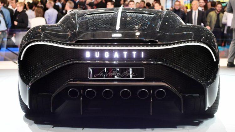 Según Marca, Cristiano Ronaldo se ha comprado el Bugatti La Voiture Noire, un coche de 16 millones de euros