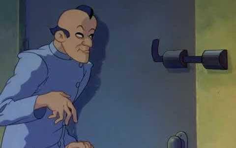 Así lucían los dibujos animados originales de Superman en 1941